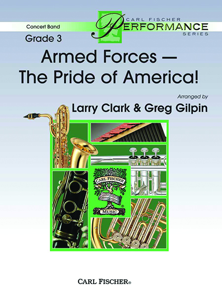 Armed Forces - The Pride of America