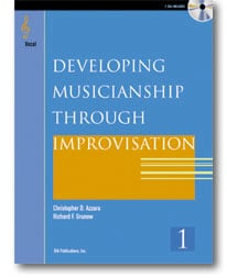 Developing Musicianship Through Improvisation