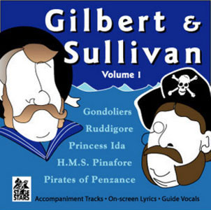 Gilbert and Sullivan, Vol. 1