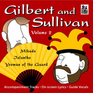 Gilbert and Sullivan, Vol. 2