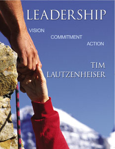 Leadership: Vision, Commitment, Action Cover