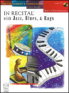 In Recital with Jazz Blues and Rags Thumbnail