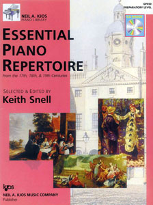 Essential Piano Repertoire