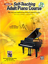 Alfred's Self Teaching Adult Piano Course