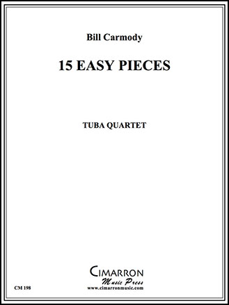 15 Pieces for Bass Clef Instr
