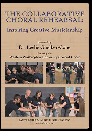 The Collaborative Choral Rehearsal