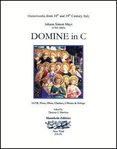 Domine in C