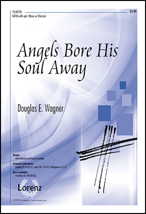 Angels Bore His Soul Away