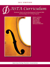 ASTA String Curriculum: 2011 Edition
