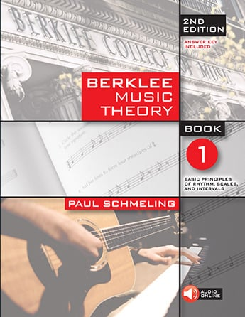 Berklee Music Theory - Book 1