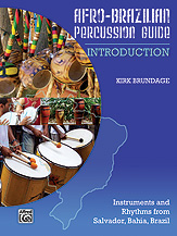 Afro Brazilian Percussion Guide No. 1 Introduction