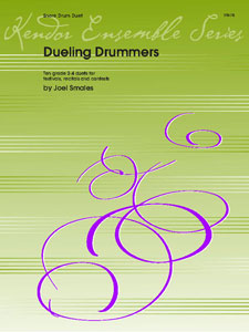 Dueling Drummers