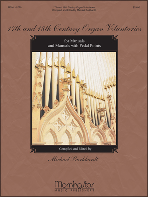17th and 18th Century Organ Voluntaries