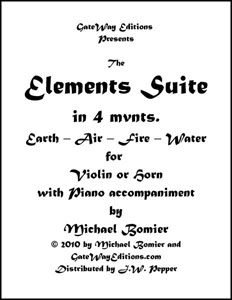 Elements Suite in Four Movements