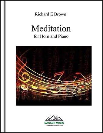 Meditation for Horn and Piano