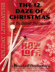 The 12 Daze of Christmas