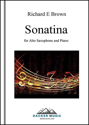 Sonatina for Alto Sax and Piano