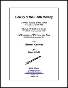Beauty of the Earth Medley