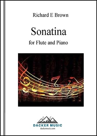 Sonatina for Flute and Piano Thumbnail