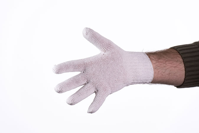 Handbell Heavyweight Knit Gloves