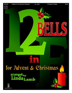 12 Bells in F for Advent and Christmas
