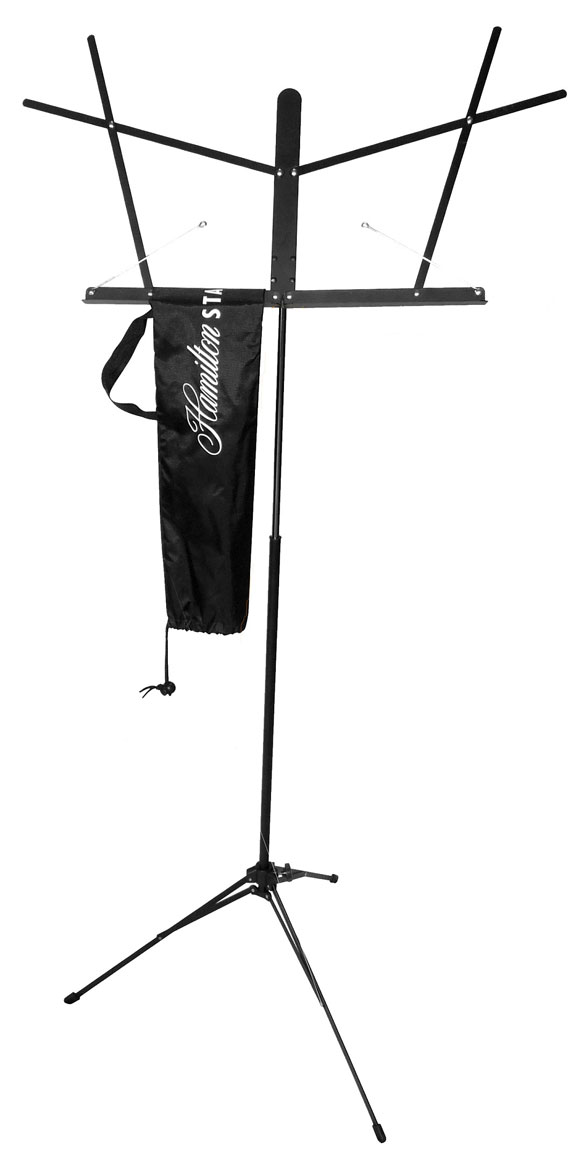 Hamilton Folding Music Stand with Automatic Clutch