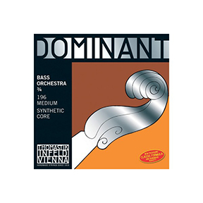 Dominant String Bass Strings