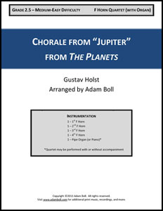 Chorale from Jupiter