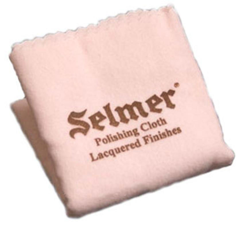 Selmer Polishing Cloth