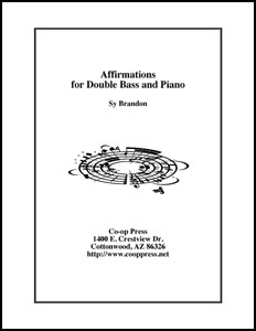 Affirmations for Double Bass and Piano