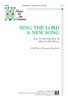 Sing the Lord a New Song