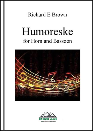 Humoreske for Horn and Bassoon Thumbnail
