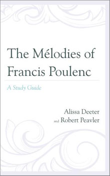 The Melodies of Francis Poulenc