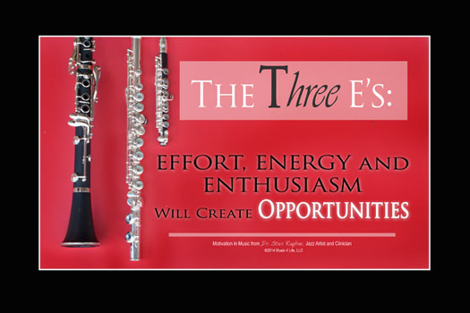 Three E's Poster Cover
