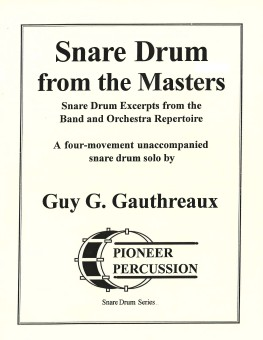 Snare Drum from the Masters