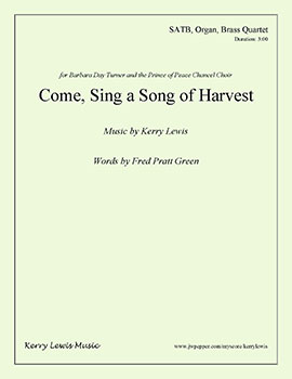 Come, Sing a Song of Harvest