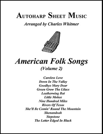 American Folk Songs, Vol. 2