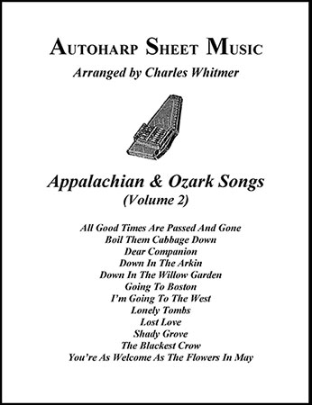 Appalachian & Ozark Songs, Vol. 2