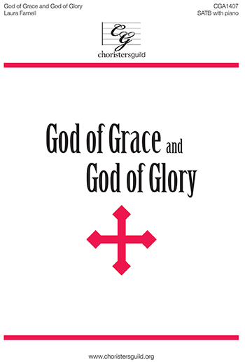 God of Grace and God of Glory