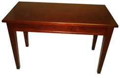 Classic Series Piano Bench