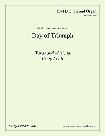 Day of Triumph (organ only)