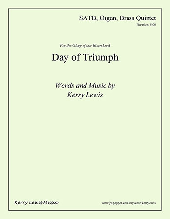 Day of Triumph (organ and brass)