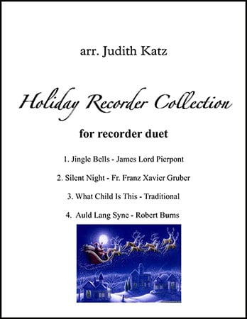 Holiday Recorder Collection