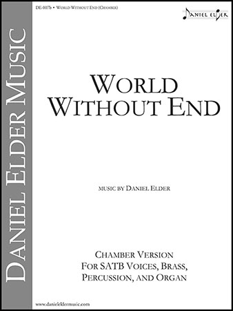 World Without End (Chamber Version)