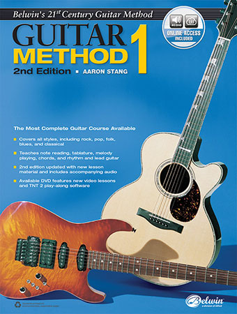 Belwin's 21st Century Guitar Method, Book 1