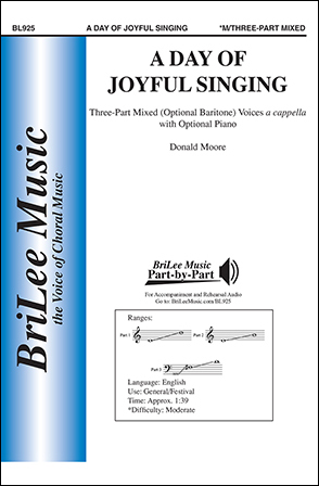 A Day of Joyful Singing
