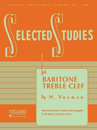 Selected Studies for Baritone T.C.