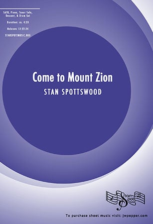 Come to Mount Zion