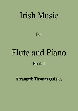Irish Music (Flute and Piano Book 1)