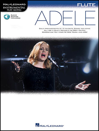 Adele Instrumental Play-Along